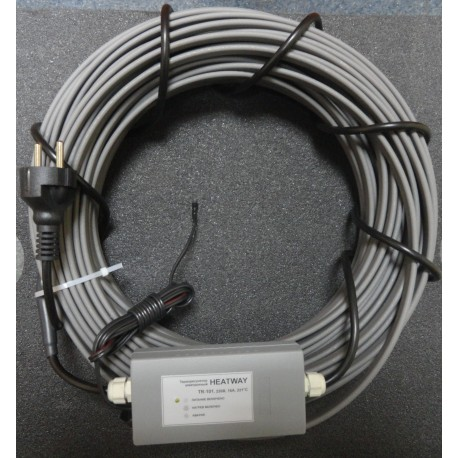 Секция с терморегулятором TR - 101