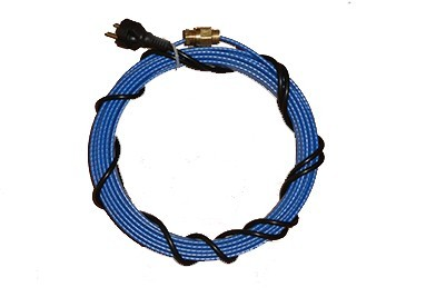 Секции на основе греющего кабеля для питьевой воды