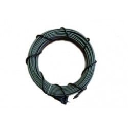 Греющий кабель для водопровода 16 Вт/м (секция 11 м)