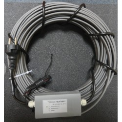 Секция с терморегулятором TR - 101 (70 м)