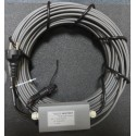 Комплект греющего кабеля с терморегулятором tr - 101 (70 м)