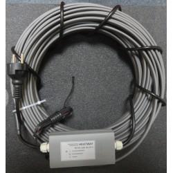 Секция с терморегулятором TR - 101 (80 м)