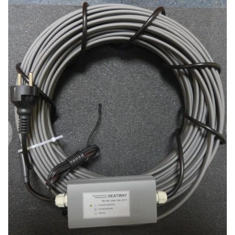 Секция с терморегулятором TR - 101 (100 м)