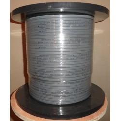 Саморегулирующийся греющий кабель heatway 30ash2-CR экран