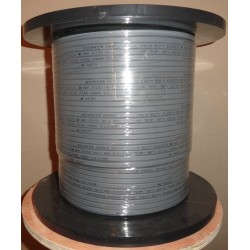 Саморегулирующийся греющий кабель heatway 24ash2-CR
