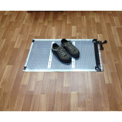 Сушилка-коврик для обуви и одежды 50/50