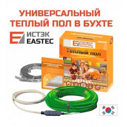 Комплект теплого пола в бухте EASTEC ECC-600 (30m/600W/3.8-4.6м²)