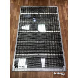 Мобильный теплый пол под ковер 100/200 см