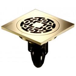 Трап латунь цирконий золото (CC06Q50-Z)